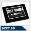 OCZ Vertex 3 VTX3-25SAT3-120G 120GB 2.5″ Solid State Drive $227.99