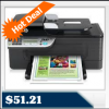 HP Officejet 4500 Color All-In-One Printer, Copier, Scanner, Fax for $51.21
