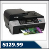 Brother Professional MFC-5490CN Multifunction Printer $129.99