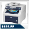 Brother MFC-9120CN Multifunction Printer $299.99