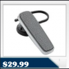 RIM Blackberry HS700 Wireless Bluetooth Headset $29.99
