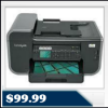 Lexmark Prevail Pro705 Wireless All-In-One Printer, Copier, Scanner, Fax $99.99