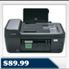 Lexmark Prospect Pro205 Wireless All-In-One Printer, Copier, Scanner, Fax $89.99