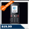 AT&T U2800A Speaker Phone with Messaging – Basic Cell Phone for 19.99
