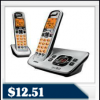 Uniden DECT1580-2-R Refurbished Cordless Phone System $12.51