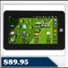 New MID 70009 4 Gigabyte Google Android 2.2 7″ Touch Tablet PC White $89.95
