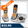 Uniden DECT1580-2-R Refurbished Cordless Phone System $13.90