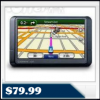 Garmin nuvi 255W Automotive GPS Receiver $79.99