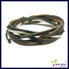 New Vintage Ethnic Tribal Wrist Hemp Leather Bracelet for $1 +Free Shipping