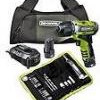 Rockwell 26-Piece 3rill Cordless Drill Driver Set + Accessories for $120 + Shipping