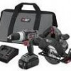 Porter-Cable 18V Ni-Cad 2-Tool Cordless Combo Kit  for $70 + Shipping