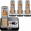 AT&T DECT 6.0 Corldess 4-Handset Telephone System for $70 + Shipping