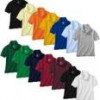 George Short-Sleeve Cotton Polo Shirts 4-Pack Value Bundle for $19 + Shipping