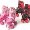 Street Flyers Kids Adjustable Quad Skates, Size 10-13 (2 Styles) for $18 + Shipping