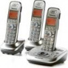 Panasonic Cordless Phone Answering System + 3 Handsets (Ref.) for $30 + Shipping