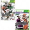 NCAA Football 13 &#038; Tiger Woods PGA Tour 13 Video Game Bundle for $89 + Shipping