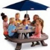 Little Tikes Endless Adventure Fold N' Store Picnic Table Combo for $99 + Shipping