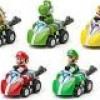 Mario Kart Racers Pull Back Vehicles (Choice of 5 Characters) for $8 + Shipping