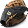Wilson 12 inch MLB Full-Grain Leather Baseball Glove for $13 + Shipping