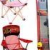 Choice of Cars or Princess Fishing Kit and Chair Bundle for $15 + Shipping