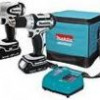 Makita 18V Lithium Ion 2-Piece Cordless Combo Kit  for $169 + Shipping