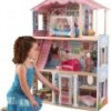 KidKraft My Delightful Wooden Dollhouse + Furniture for $100 + Shipping