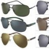 Perry Ellis Aviator Inspired Men's Sunglasses for $5 + Shipping