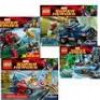 LEGO Marvel Super Heroes 4 Pack Bundle for $90 + Shipping