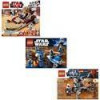 LEGO Star Wars Luke's Landspeeder 3-Pack Bundle for $40 + Shipping