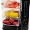 Wolfgang Puck 3-Tier Steamer, Choice of 3 Colors  for $50 + Shipping