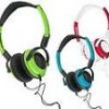 Bytech Collapsible Stereo Headphones + Microphone (Any Color) for $8 + Shipping