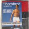 Jockey Thorobred Men's Boxer Briefs 2-Pack (Choice of Size) for $6 + Shipping