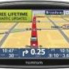 TomTom XXL 550T 5 inch GPS System + Lifetime Traffic for $90 + Shipping
