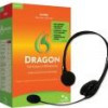 Nuance Dragon Naturally Speaking 11.5 Software + Headset Mic for $25 + Shipping