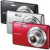 Sony Cyber-shot DSC-W620 14.1MP Digital Camera (3 Colors) for $95 + Shipping
