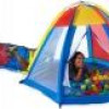 Pacific Deluxe Fun Zone + 5 Foot Tunnel and 100 Play Balls for $40 + Shipping