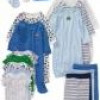 Garanimals 21-Piece Newborn Layette Essentials Set (Boys or Girls) for $25 + Shipping