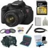 Canon EOS Rebel T4i + EF-S 18-55mm Lens & 32GB Deluxe Bundle for $949 + Shipping