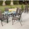 HomeTrends Steel Sling 12-Piece Dining &#038; Leisure Set for $329 + Shipping