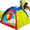 Giga Tent Crayola Kid's Art Club & Tunnel Play Tent for $20 + Shipping