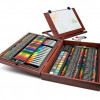 Art 101 225 Piece Wooden Case Art Set for $29.99