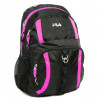 Fila Lumina Backpack – Black/Fuchsia for $12.99