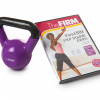 Gaiam The FIRM 5lb Kettle Bell/DVD Kit for $7.99