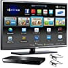Samsung UN46EH6070 46-Inch 1080p 240Hz LED 3D HDTV with 3D Blu-ray Disc Player (Black) for $808.02