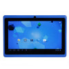 7″ Capacitive A13 Android 4.0 Tablet PC 1.2GHz 4GB 512MB Wifi Camera Blue for $64.95