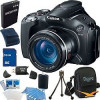 Canon PowerShot SX40 HS 35x Zoom 12.1 MP Digital Camera 16GB Bundle