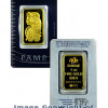 PAMP Suisse 1 Troy Oz .9999 Fine Gold Bar Sealed w/Assay Cert. SKU27398 for $1460.05