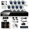 Zmodo 8 CH DVR Indoor Outdoor CCTV Video Surveillance Security Camera System 1TB for $265.59