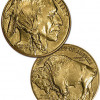2013 $50 1 Ounce .9999 Fine 24kt Gold American Buffalo – US Mint Sealed SKU27547 for $1498.56