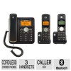 Motorola L512CBT Corded/Cordless Phone and Motorola DECT 6.0 Cordless Handset Bundle for $49.98